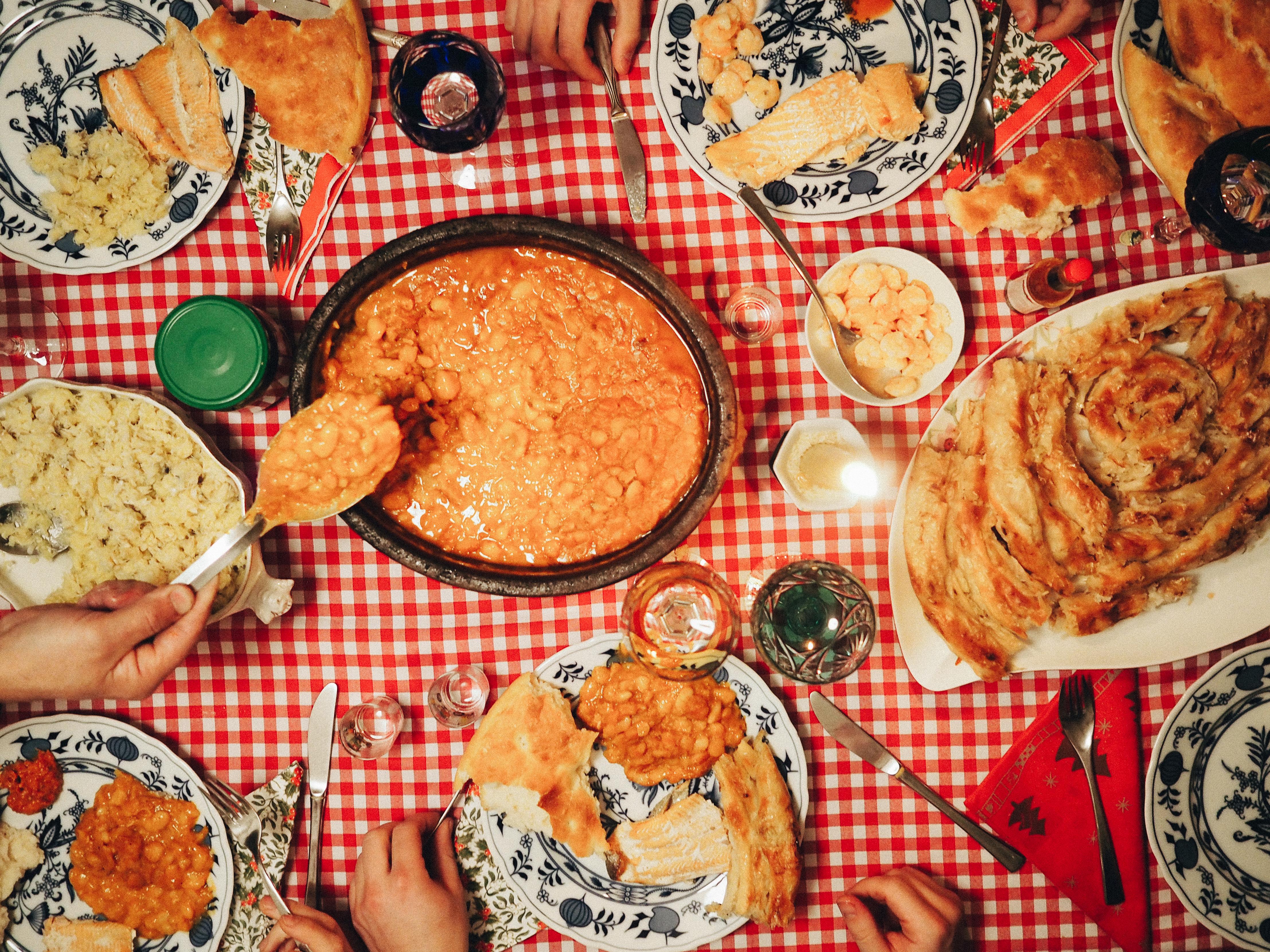 Warum essen Katholiken am Heiligabend Fisch?