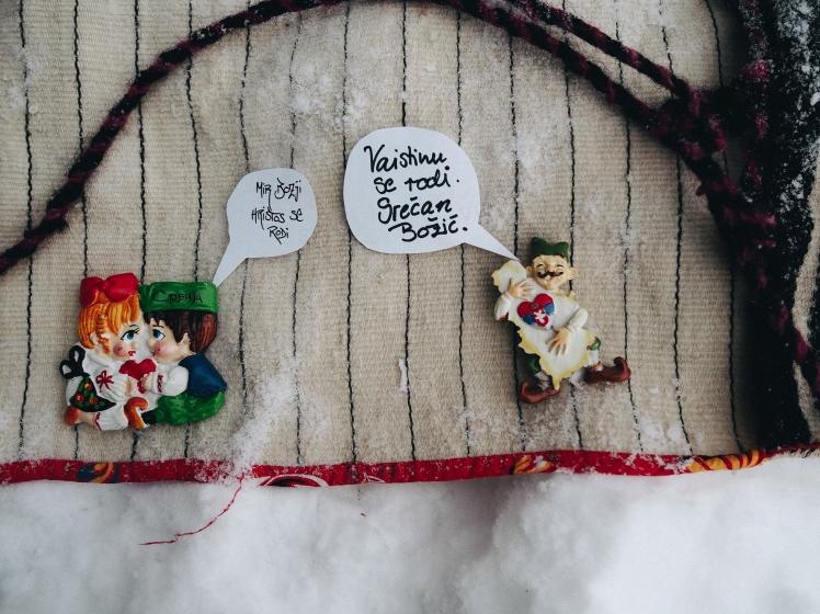 Frohe Weihnachten Serbisch.Wissen Yugo Weihnachten Auf Serbisch Stadt Kaffee